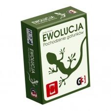 Ewolucja: Pochodzenie...