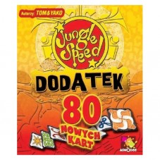 Jungle speed pl: dodatek...