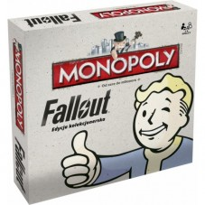 Monopoly: Fallout - Edycja...