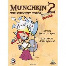 Munchkin 2 - Wielosieczny...