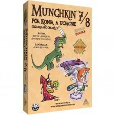 Munchkin 7/8 - Pół Konia,...