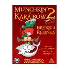 Munchkin z Karaibów 2 -...