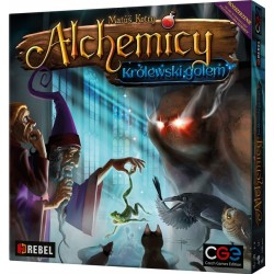 Alchemicy: Królewski Golem