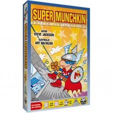 Super Munchkin - Edycja...
