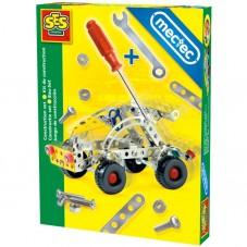 Zbuduj samochód - zestaw...