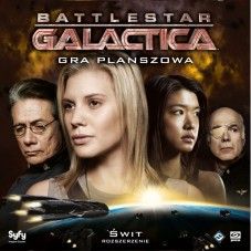 Battlestar Galactica - Świt