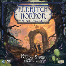 Eldritch Horror: Krainy Snów