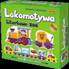 Lokomotywa - Literkowe zoo...