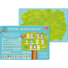 Drzewo genealogiczne + Gratis Audiobook do wyboru
