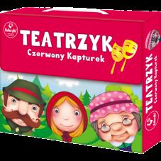 Teatrzyk - Czerwony...