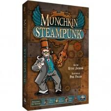Munchkin Steampunk (edycja...