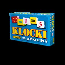 KLOCKI 12-elementowe -...