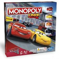 Monopoly Junior: Auta