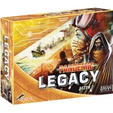 Pandemic Legacy (Pandemia)...