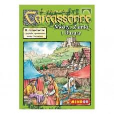 Carcassonne - Mosty, zamki...