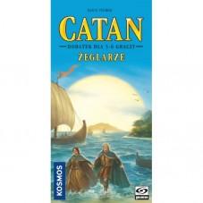 Catan - Żeglarze dodatek...