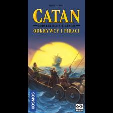 Catan: Odkrywcy i Piraci...