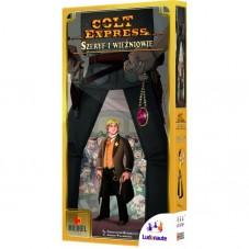 Colt Express: Szeryf i...