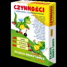 CZYNNOŚCI - ZAJĘCIA SMOKA + Gratis Audiobook do...