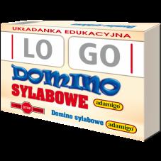 DOMINO SYLABOWE + Gratis Audiobook do wyboru