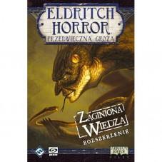 Eldritch Horror: Zaginiona Wiedza