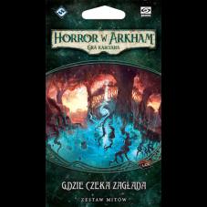 Horror w Arkham: Gra karciana - Gdzie Czeka...
