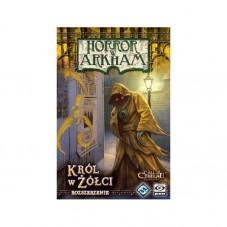 Horror w Arkham: Król w Żółci