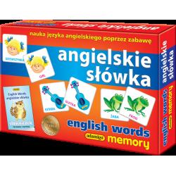 Angielskie Słówka + Gratis Audiobook do wyboru