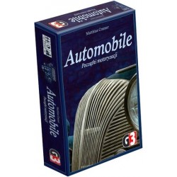 Automobile: Początki Motoryzacji