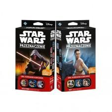 Star Wars: Przeznaczenie - Kylo Ren i Rey -...