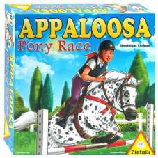 Appaloosa Pony Race