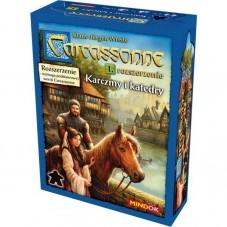 Carcassonne - Karczmy i katedry (druga edycja...