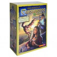 Carcassonne - Księżniczka i Smok (druga edycja...