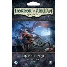 Horror w Arkham: Gra karciana - Labirynty obłędu
