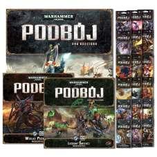 Warhammer 40 000: Podbój - KOLEKCJA