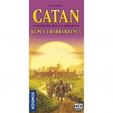 Catan - Kupcy i Barbarzyńcy dodatek dla 5-6 graczy