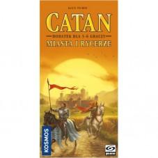 Catan - Miasta i Rycerze dodatek dla 5-6 graczy