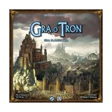 Gra o tron II edycja - Uszkodzona