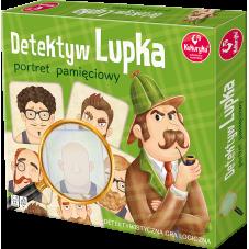 DETEKTYW LUPKA - PORTRET PAMIĘCIOWY + Gratis...