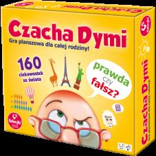 Czacha Dymi + Gratis Audiobook do wyboru