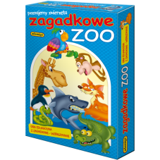 Zagadkowe ZOO + Gratis Audiobook do wyboru