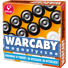 Warcaby magnetyczne +...