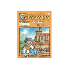 Carcassonne - Opactwo i...