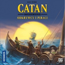 Catan (Osadnicy z Catanu) -...